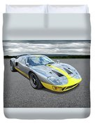 Power And Performance - Ford Gt40 Duvet Cover