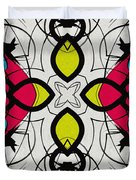 Color Symmetry 3 Duvet Cover