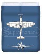 The Spitfire Duvet Cover
