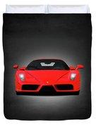 The Ferrari Enzo Duvet Cover by Mark Rogan
