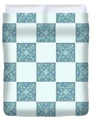 St Omer - Blues Duvet Cover