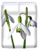 Spring Springs Eternal Duvet Cover