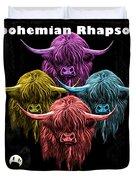 Moohemian Rhapsody Duvet Cover