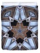 Building A Star Duvet Cover