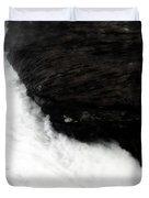 Carved In Stone Duvet Cover