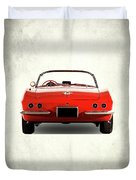 The 62 Corvette Duvet Cover