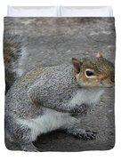 So.... Got Nuts? Duvet Cover