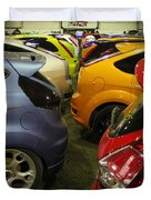 Ford Colours Duvet Cover