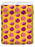 Fig Duvet Cover