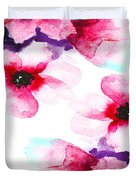 Flowers 04 Duvet Cover