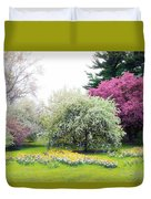 Muted Meadow Duvet Cover