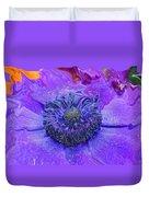 Anemone Duvet Cover