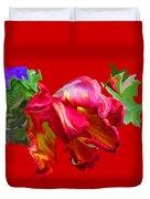 Parrot Tulip Duvet Cover