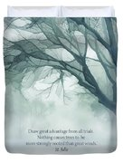 Strongly Rooted Duvet Cover