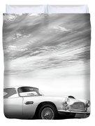 The Aston Db4 1959 Duvet Cover