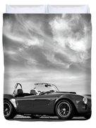 Ac Shelby Cobra Duvet Cover