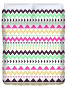 Tribal Pattern 02 Duvet Cover
