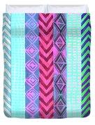 Tribal Pattern 04 Duvet Cover
