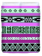 Tribal Pattern 06 Duvet Cover