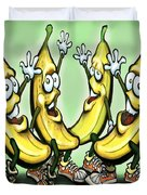 Bananas Duvet Cover