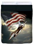 American Feedom  Duvet Cover