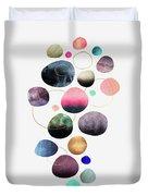 My Favorite Pebbles Duvet Cover