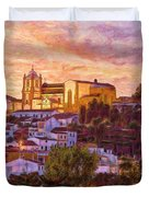 Silves Dusk Duvet Cover