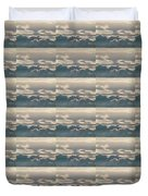 Monsoon Clouds Duvet Cover