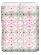 Calico Puzzle Duvet Cover
