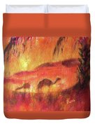 Sahara Duvet Cover