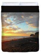 Playa Hermosa Puntarenas Costa Rica - Sunset A One Duvet Cover