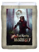 The Rage Of The Werewolf - Version 3 - Duvet Cover