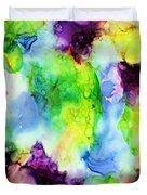 Purplexed Duvet Cover