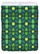 Monstera Leaves Pattern Duvet Cover