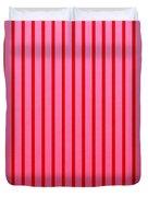 Strawberry Jelly Duvet Cover