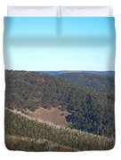 Mt Hotham In Early April Duvet Cover