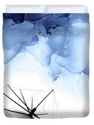 Stormy Weather II Duvet Cover