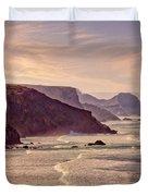 Praia Do Amado, Costa Vicentina Duvet Cover