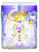 Divine Union Duvet Cover