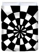Op Art Duvet Cover