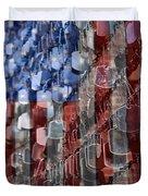 American Sacrifice Duvet Cover