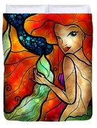 Princess Of The Seas Duvet Cover