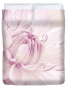La Dahlia Duvet Cover by Angela Doelling AD DESIGN Photo and PhotoArt