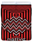 Native Duvet Cover