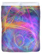 Mystic Beginning Duvet Cover
