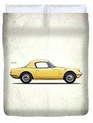 Lotus Elan 1963 Duvet Cover