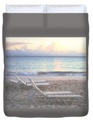 Aruba Beach Duvet Cover