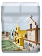 Aruba Cemetery Duvet Cover