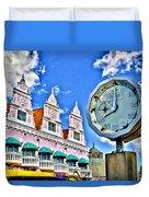 Aruba Time Duvet Cover