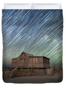 As The Stars Passed By  Duvet Cover